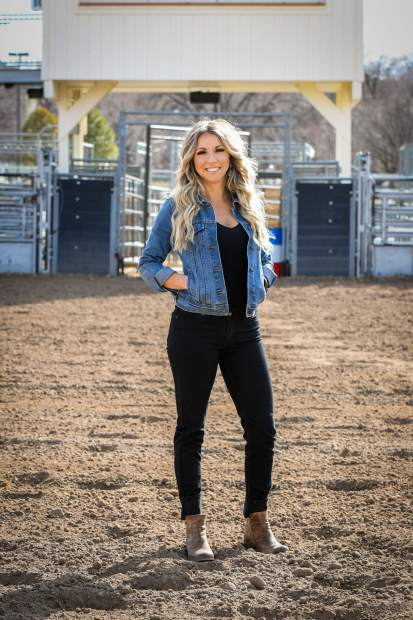 Cassidy Evans was named the new Garfield County Fair and Events director in early March. She envisions leading a team that will make the 2019 fair bigger and better and hopes to find something that interests everyone.