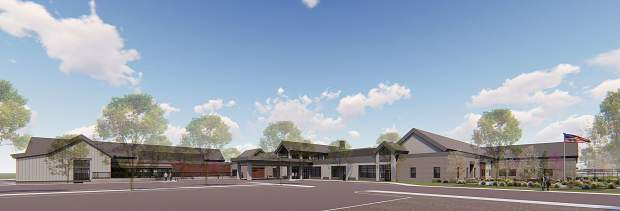 Ground-breaking for Grand River Care Center on Friday