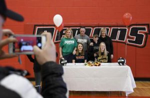Glenwood Springs duo signs on to play college volleyball