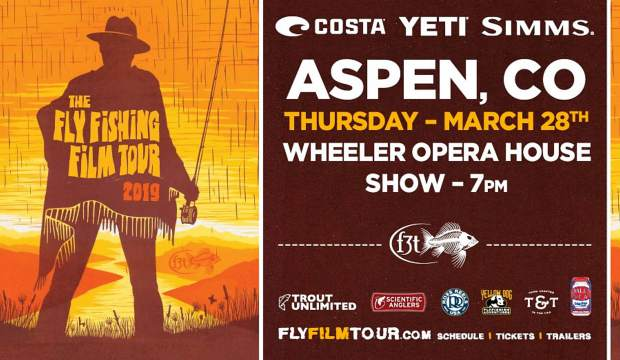 On the Fly column: Fly Fishing Film Tour comes to Aspen
