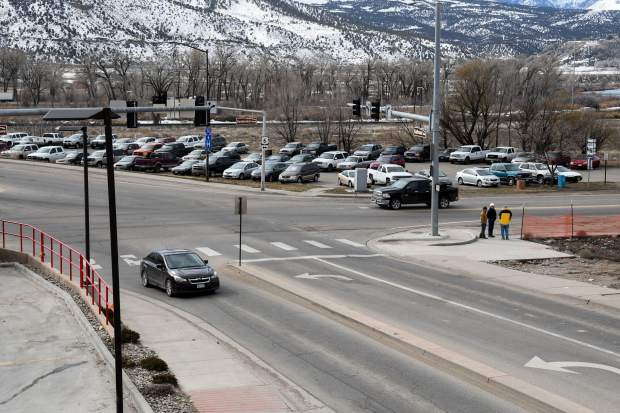 Rifle plans to expand and move bus park-and-ride