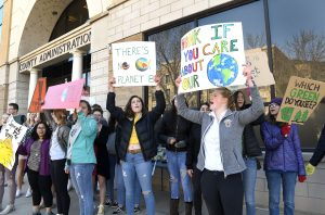 Glenwood students join global climate protests
