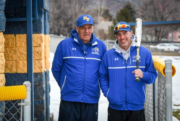 Sunday profile: Baseball's a family affair for Roaring Fork High coaching duo Howard and Marty Madsen