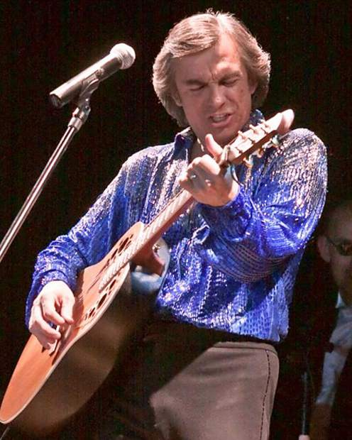 Jay White is bringing his Neil Diamond tribute concert to the Wheeler Opera House on Friday night to raise funds for the Parkinson Association of the Rockies.