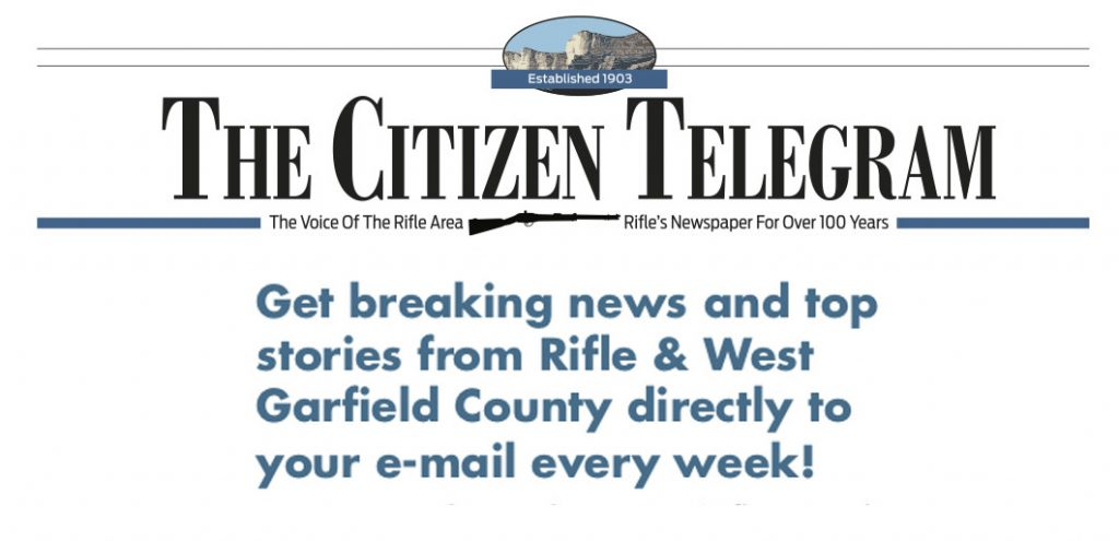 Rifle news delivered to your inbox