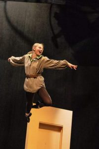 Cast of Aspen High School's 'Peter Pan' takes to the skies