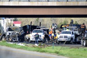Charges filed against truck driver in deadly I-70 crash