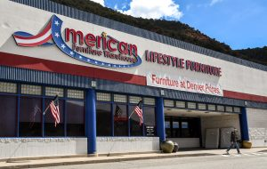 Glenwood Springs' American Furniture Warehouse location closing in six weeks after 25 years in business