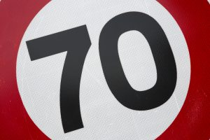 I-70 speed limit reduced at Grand Junction