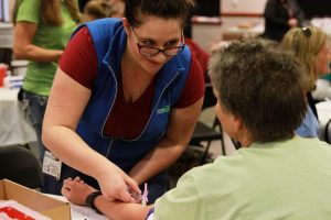 Grand River Health's 9Health Fair draws 800