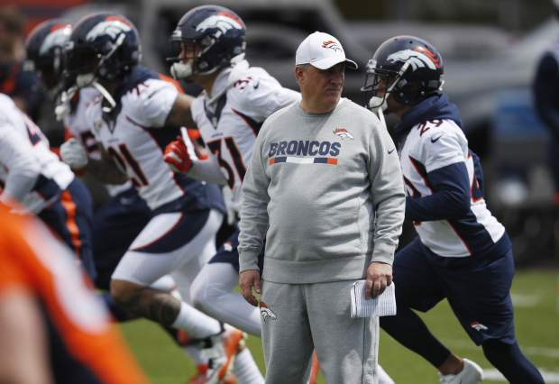 f858af1ee6e Fangio, Flacco make their on-field debuts with Denver Broncos |  PostIndependent.com