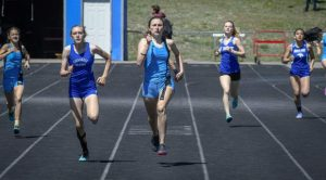 Titans break three school records at Coal Ridge Invitational