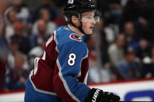 Makar shines in NHL debut, Avs beat Flames 6-2 for 2-1 lead