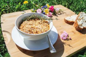 Food column: Vegan cassoulet is the essence of spring