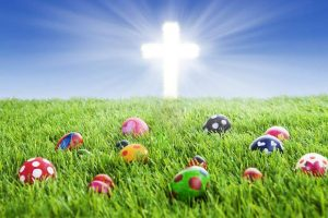 Easter week events, services