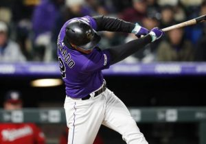 Arenado homers for 1,000th hit, Rox rally past Nats 7-5