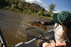 On the Fly column: Off-colored water is not necessarily unfishable