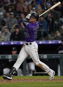 McMahon homers twice, Rockies beat Phillies 6-2