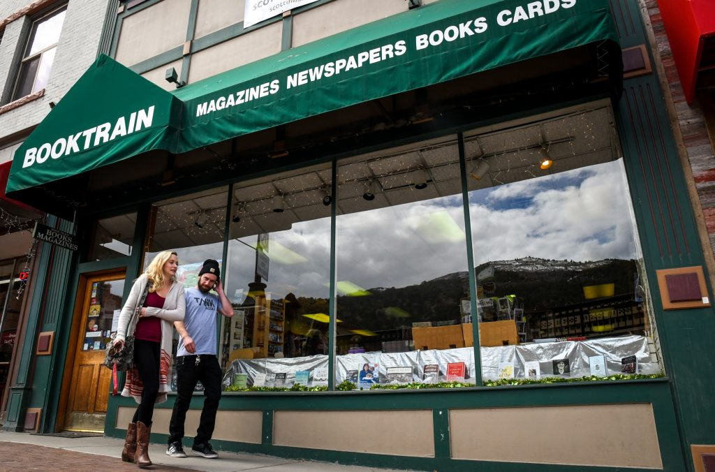After 40 years in business Book Train in Glenwood Springs will close at the end of April