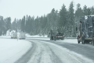 Chain law clears Senate just before spring blizzard