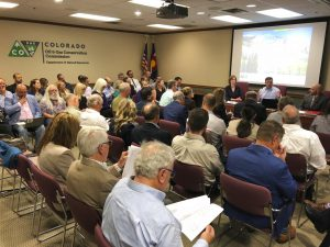 Colorado activists call for pause in new oil, gas drilling