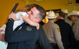 19 graduate from CMC's law enforcement academy
