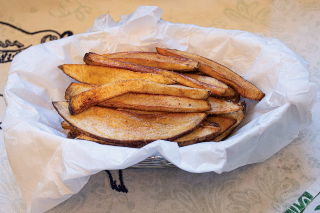Saturday Foodie: The secret to perfect French fries