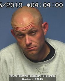Craig man arrested after rolling car near Milner while allegedly under influence of meth
