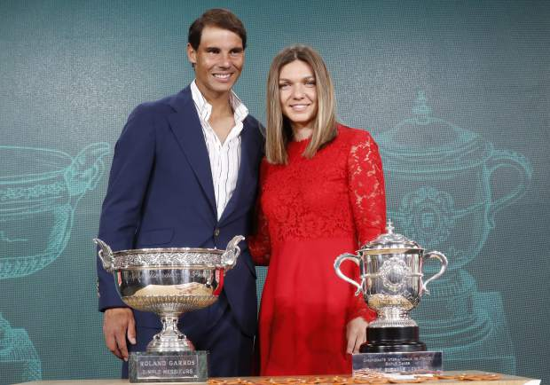 Nadal opens bid for 12th French Open title