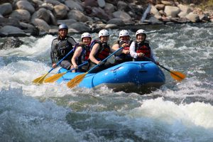 Rafting trips that focus on quality, not volume