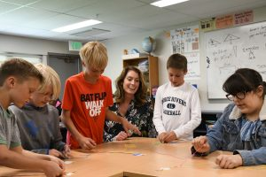 Q&A: Carbondale Middle School Principal Jennifer Lamont