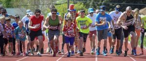 Photo Essay: A mile for mom