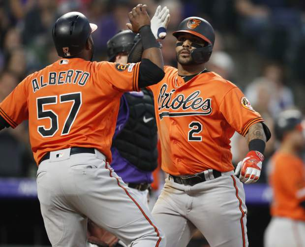 Villar, Nunez homer as Orioles beat Rockies 9-6