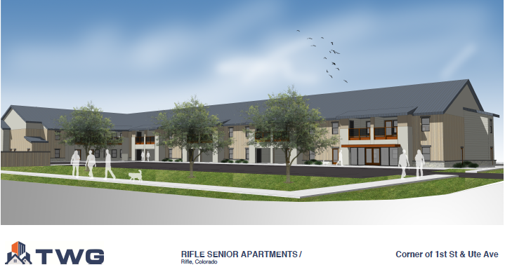 Rifle Housing Authority must submit its application for an affordable senior housing development to the Colorado Housing Financing Authority by June 3.