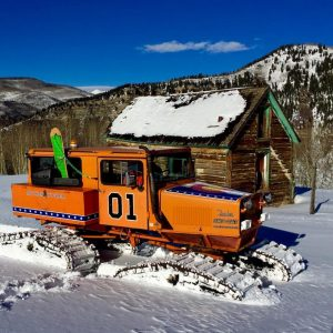 Man who stole vintage Sno-Cat from Minturn ordered to pay $28K for repairs