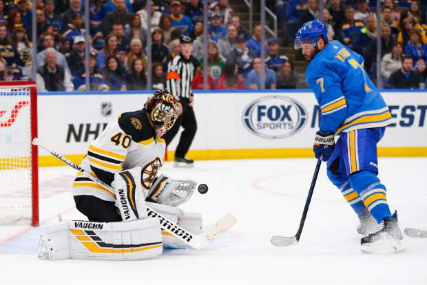 Bruins, Blues meet in Stanley Cup Final 49 years in making