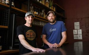 Glenwood's own Casey Brewing & Blending taps downtown location for second taproom