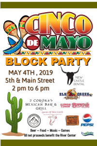 New Castle celebrates Cinco de Mayo with 2nd annual block Party Saturday
