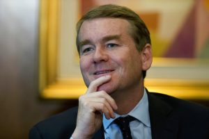 Colorado Sen. Bennet enters Democratic presidential contest