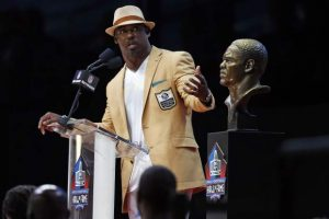 Hall of Famer Brian Dawkins tackling mental wellness head on