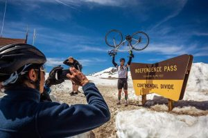 Community and epic riding at the heart of Ride the Rockies