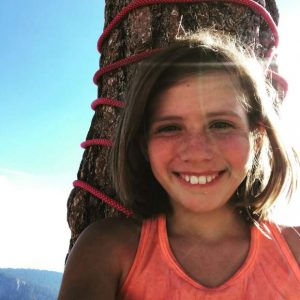 Glenwood's Selah Schneiter appears on TODAY Show after historic climb