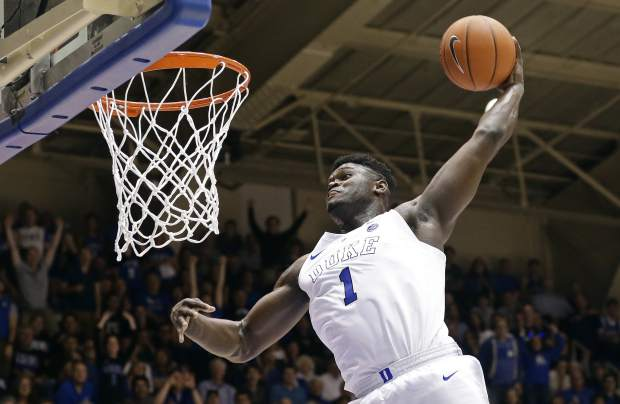 Pelicans primed to draft Zion
