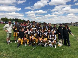 RFLC wins 4 titles at Rocky Mountain Lacrosse Jamboree