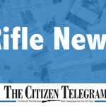 Citizen telegram Rifle news graphic