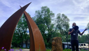 Watch: Carbondale's Art Around Town 2019