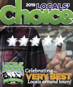 Local's Choice 2019