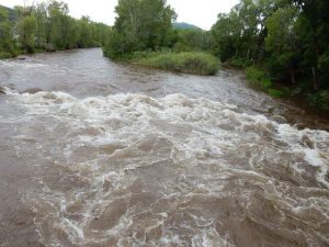 Glenwood Springs Warns Residents and Visitors to be Careful in High River Water