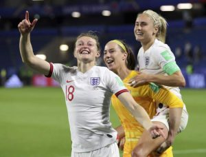 England looks to overcome 'ruthless' U.S. in World Cup semis