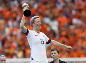 USWNT wins 4th World Cup title, 2nd in a row
